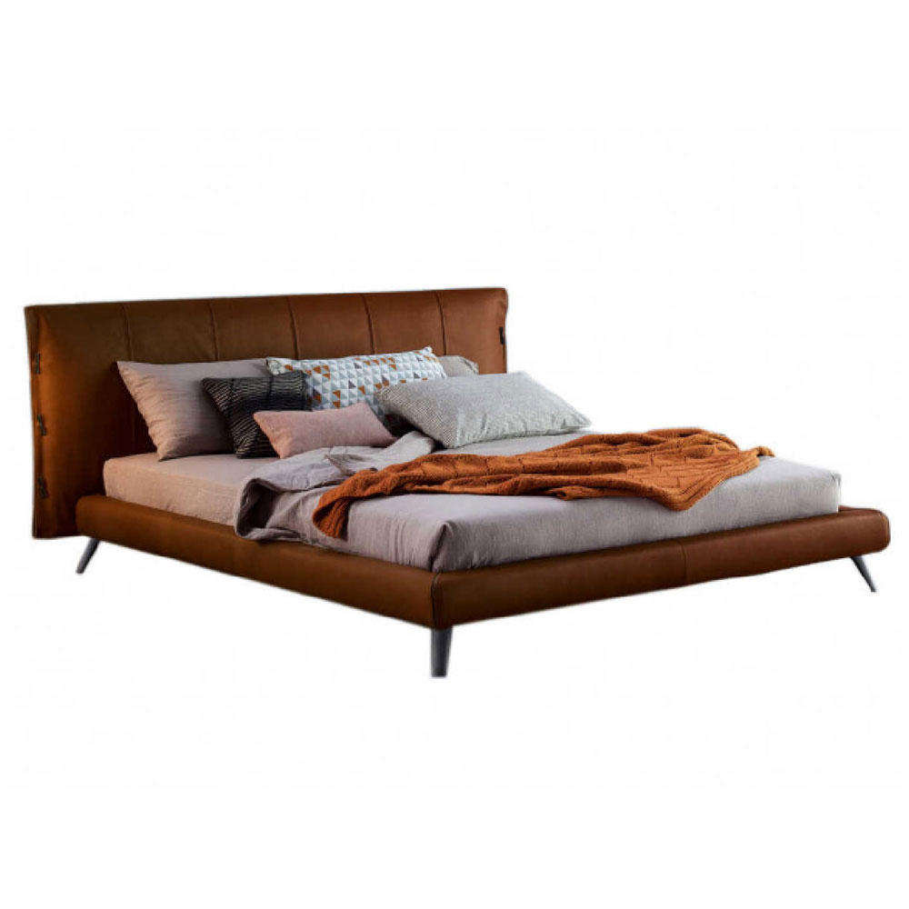 Cuff Single Bed by Bonaldo