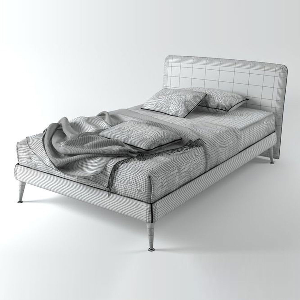 Dream On Single Bed by Bonaldo