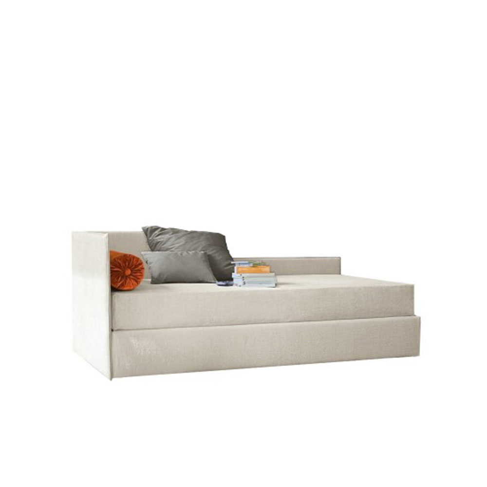 Fata Single Bed by Bonaldo