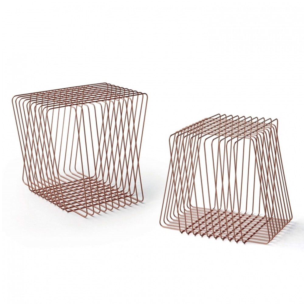 Icosi Side Table by Bonaldo