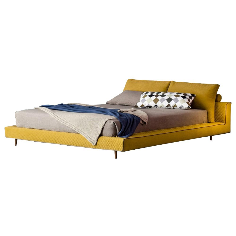 Owen Double Bed by Bonaldo