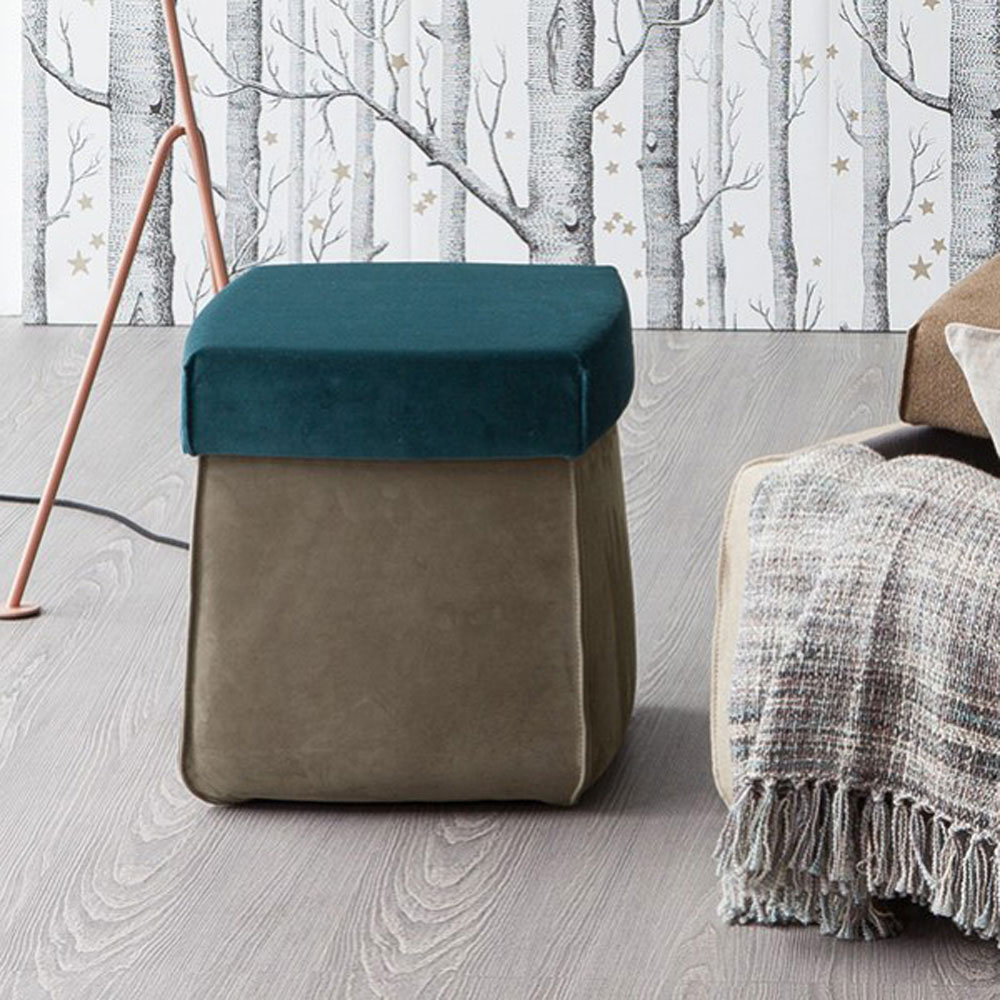 Secret Footstool by Bonaldo