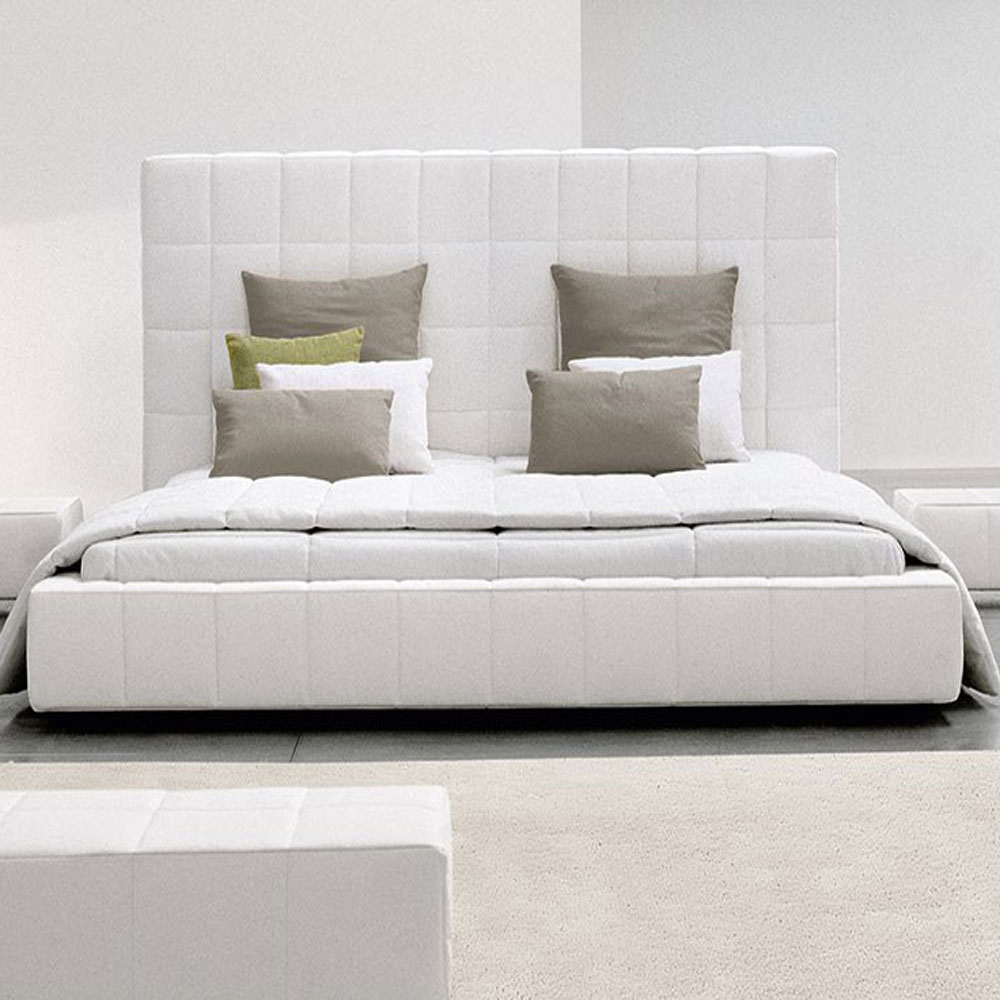 Squaring Double Bed by Bonaldo