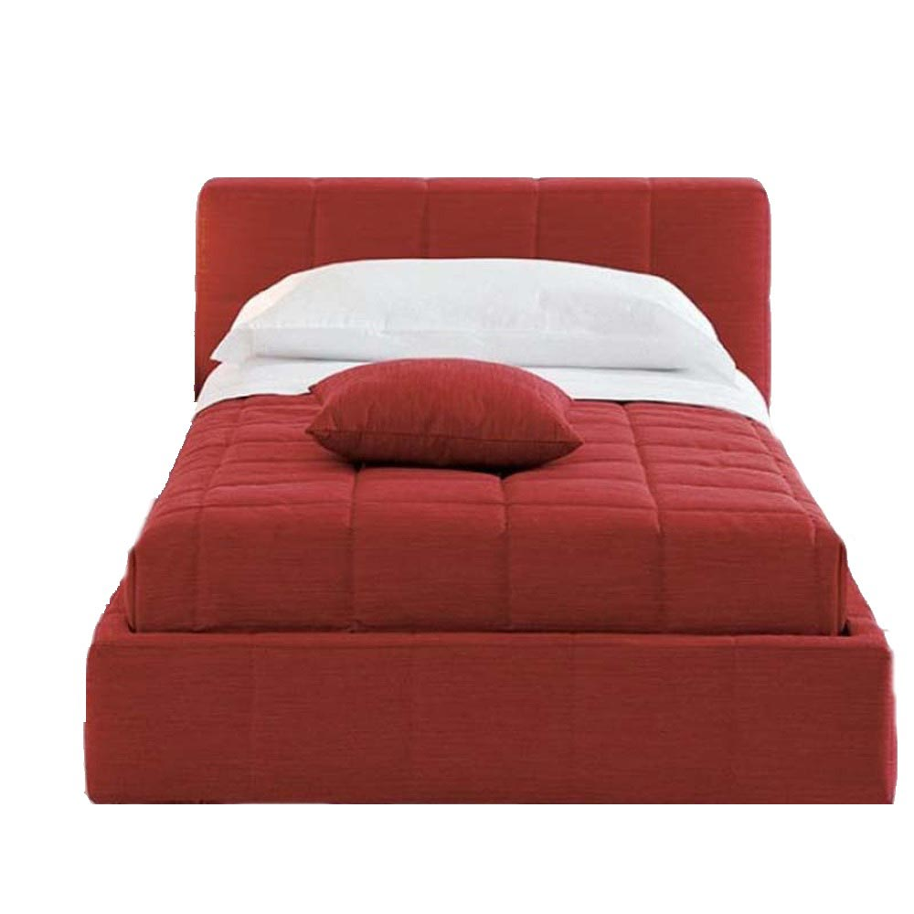 Squaring Single Bed by Bonaldo