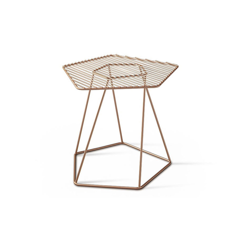 Tectonic Side Table by Bonaldo