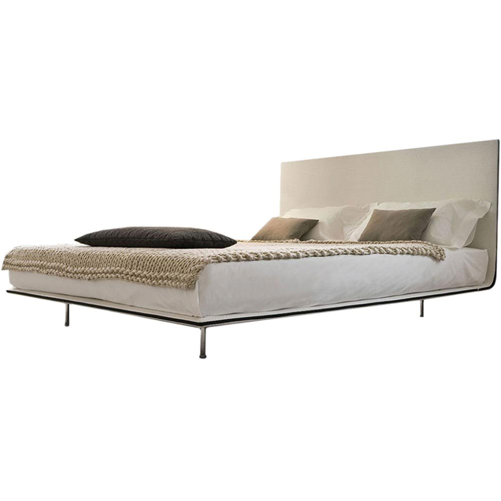 Thin Double Bed by Bonaldo