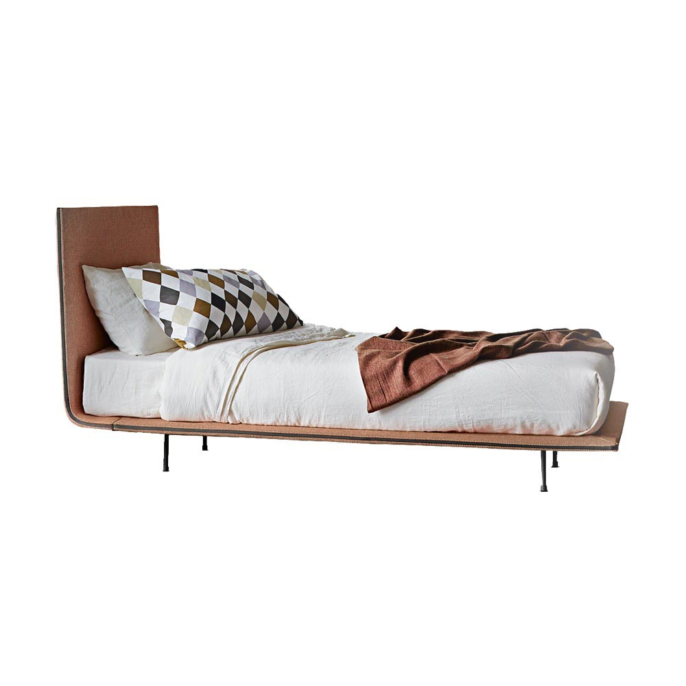 Thin Single Bed by Bonaldo