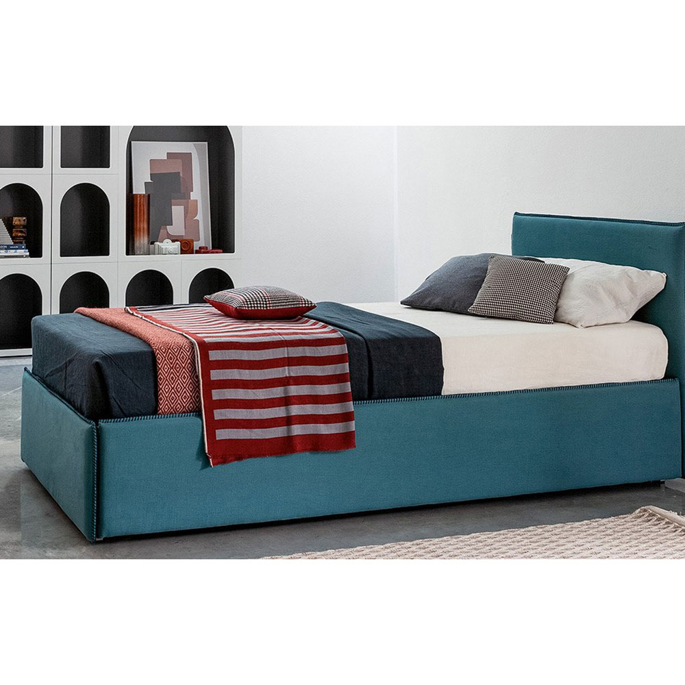 Titti Single Bed by Bonaldo