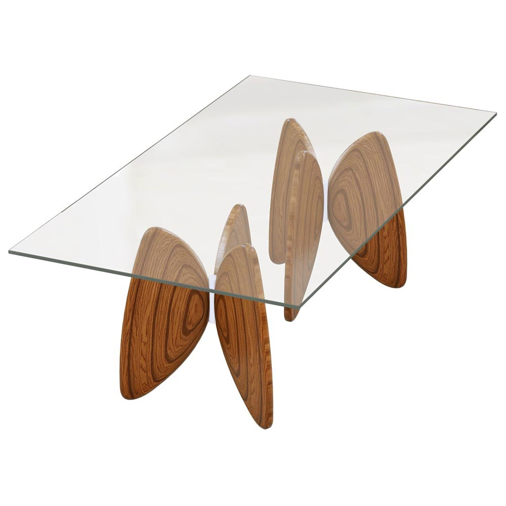 Vanessa Dining Table by Bonaldo