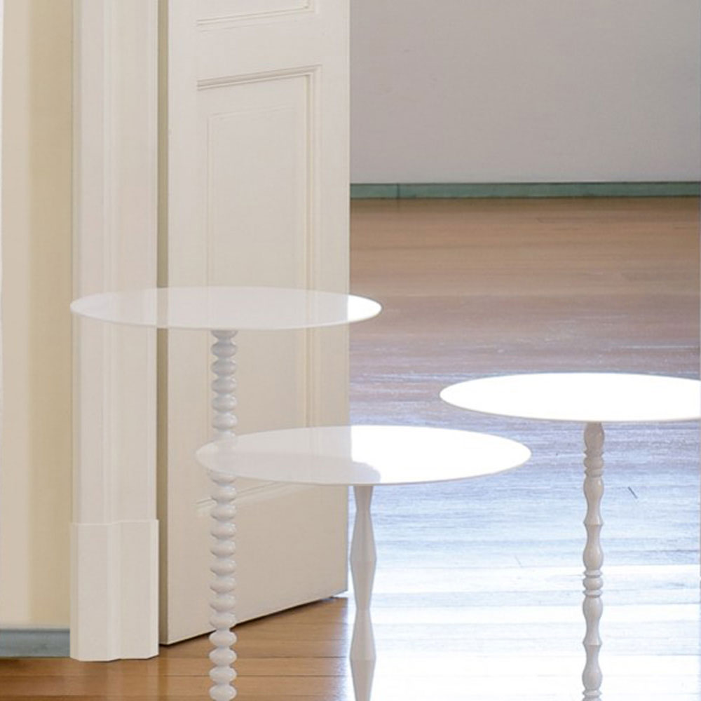 Vanity Fortuny Harry Side Table by Bonaldo