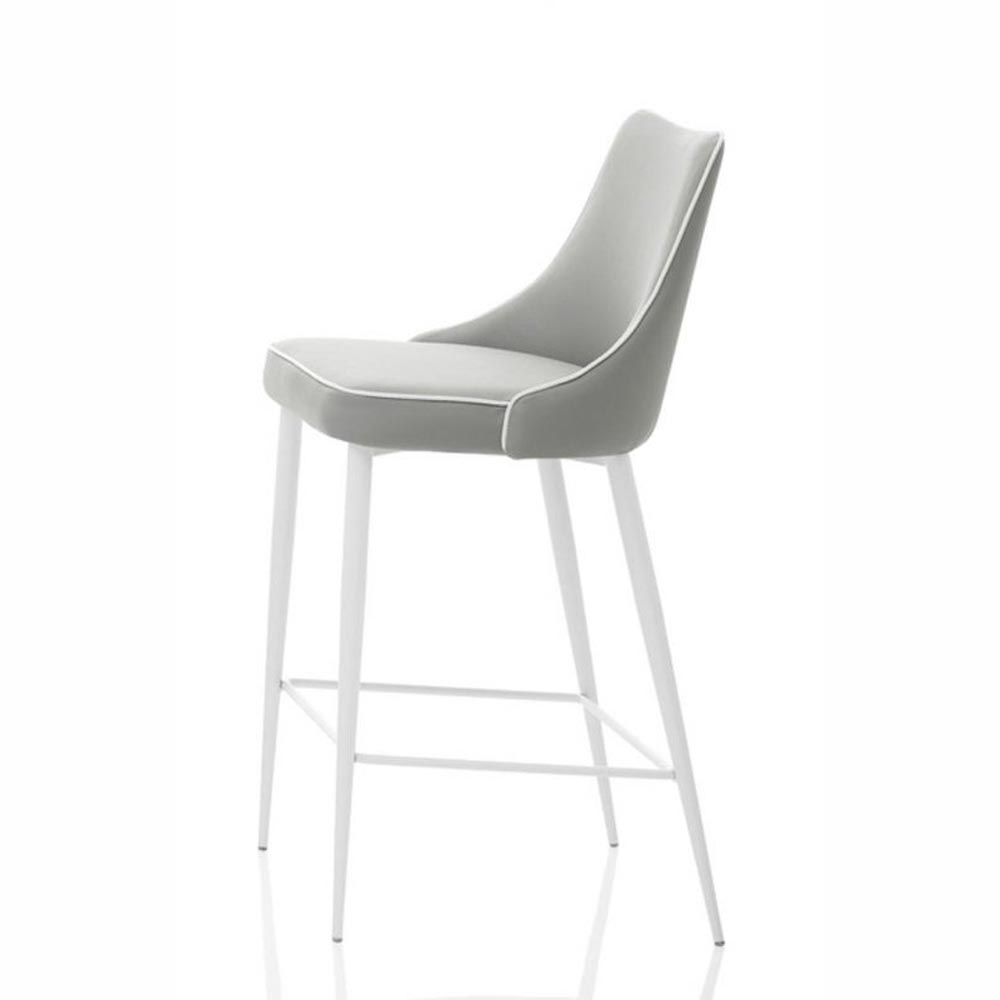 Clara Bar Stool by Bontempi