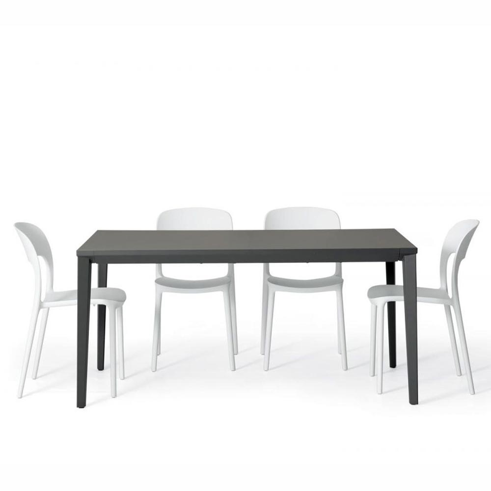 Echo In Dining Table by Bontempi
