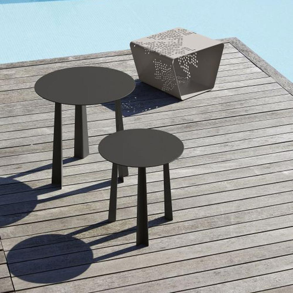 Pattern Outdoor Coffee Table by Bontempi