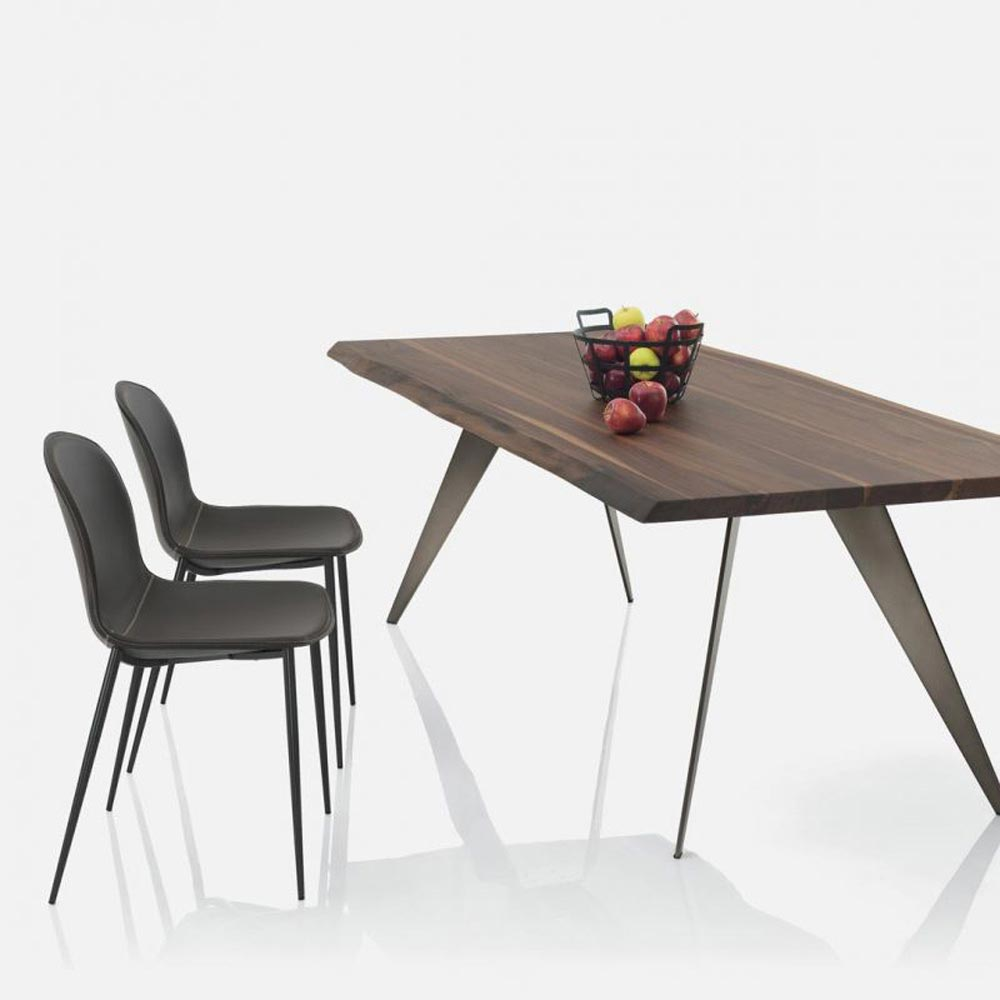 Seventy Dining Chair by Bontempi