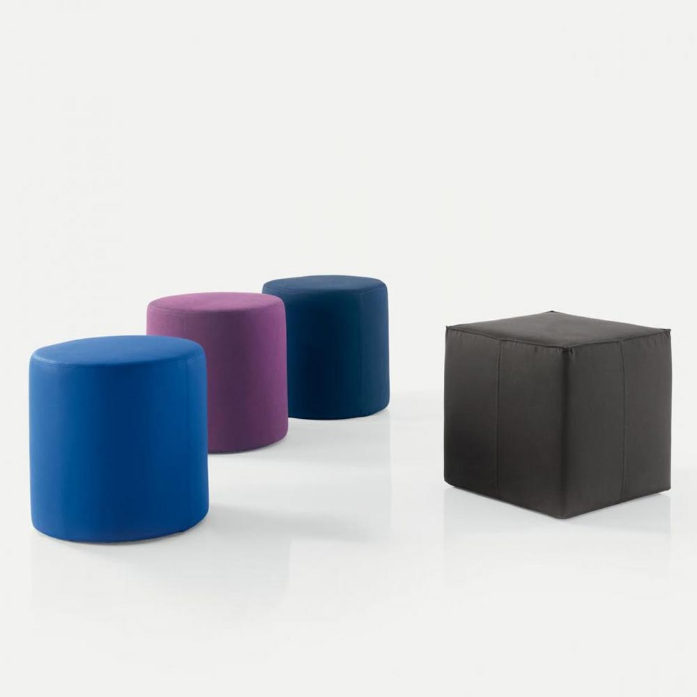 Uchi Footstool by Bontempi