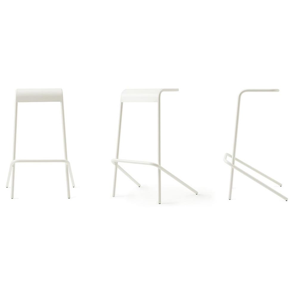Alodia Bar Stool by Cappellini