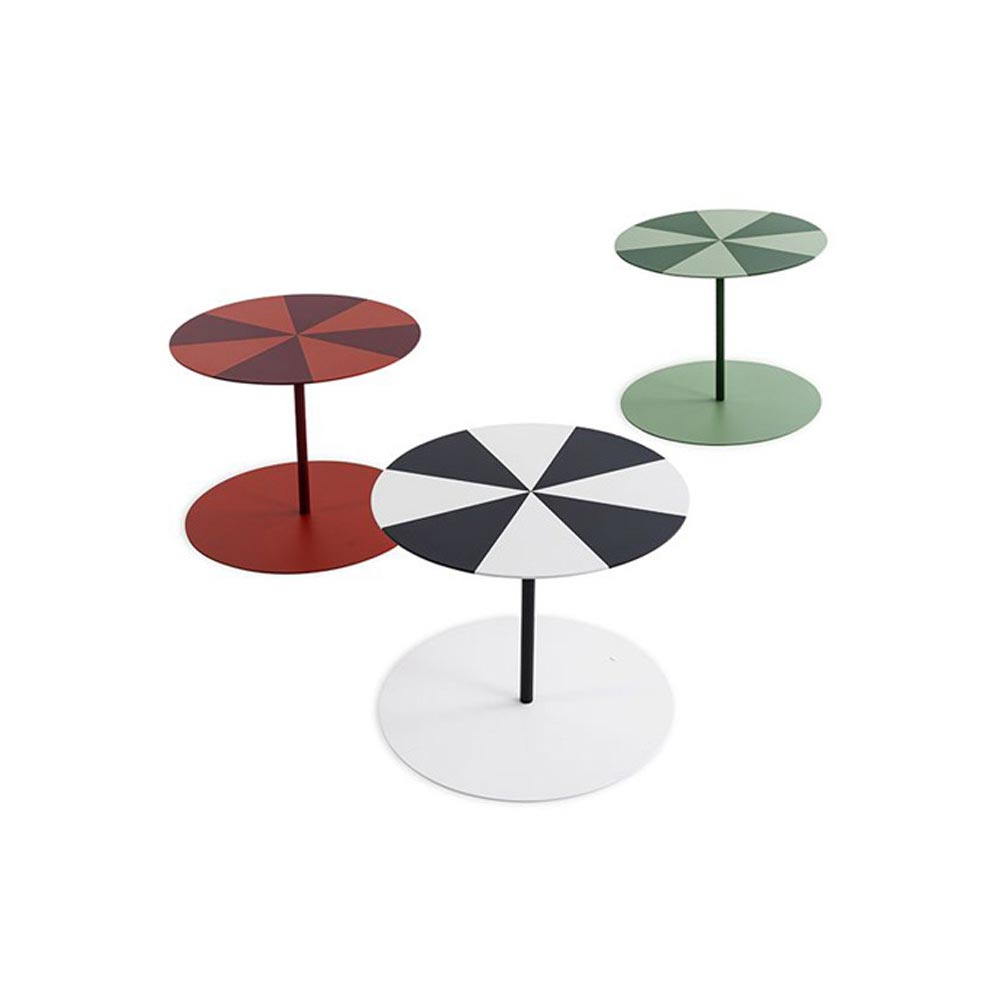 Gong Circus Side Table by Cappellini
