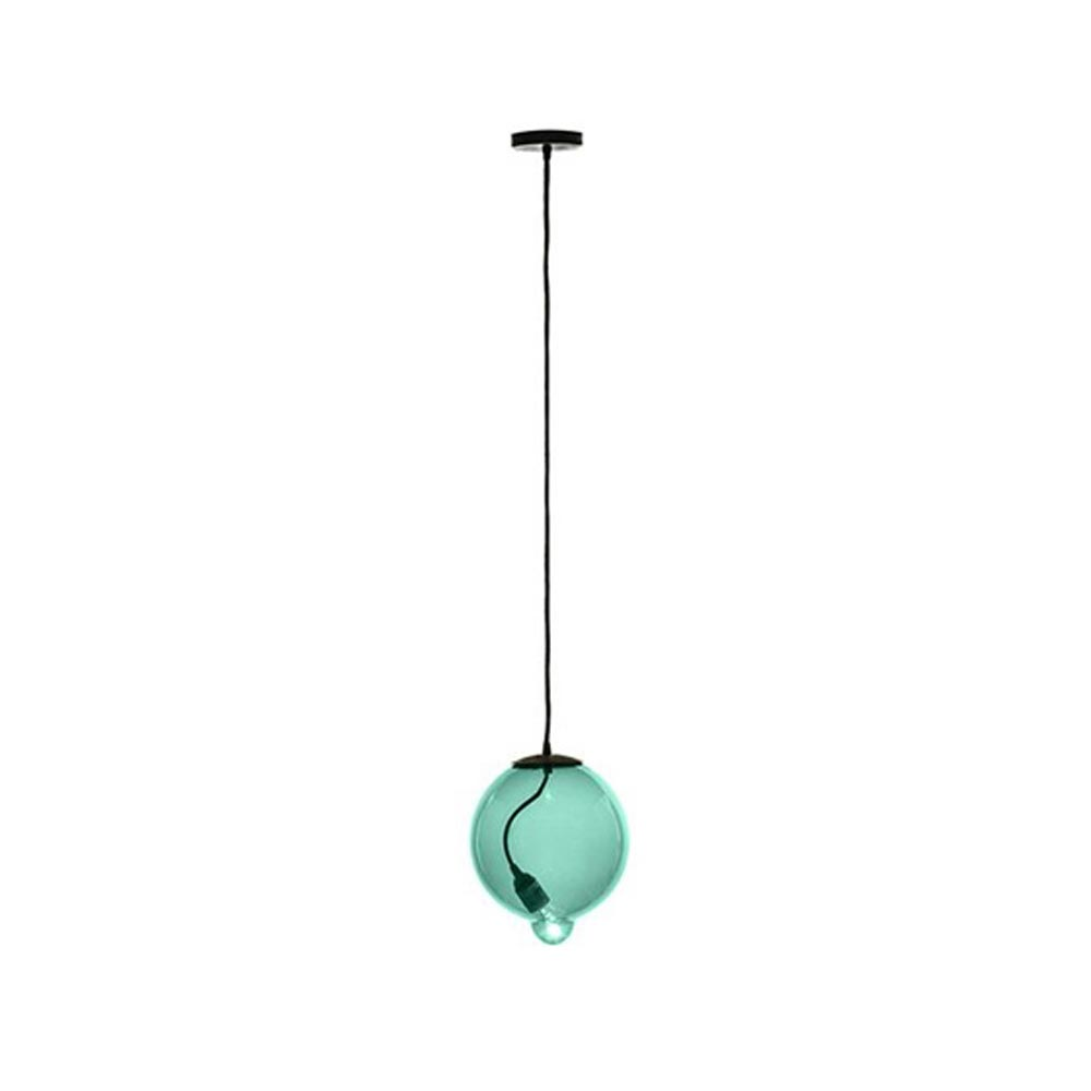 Green Melt Pendant Lamp by Cappellini