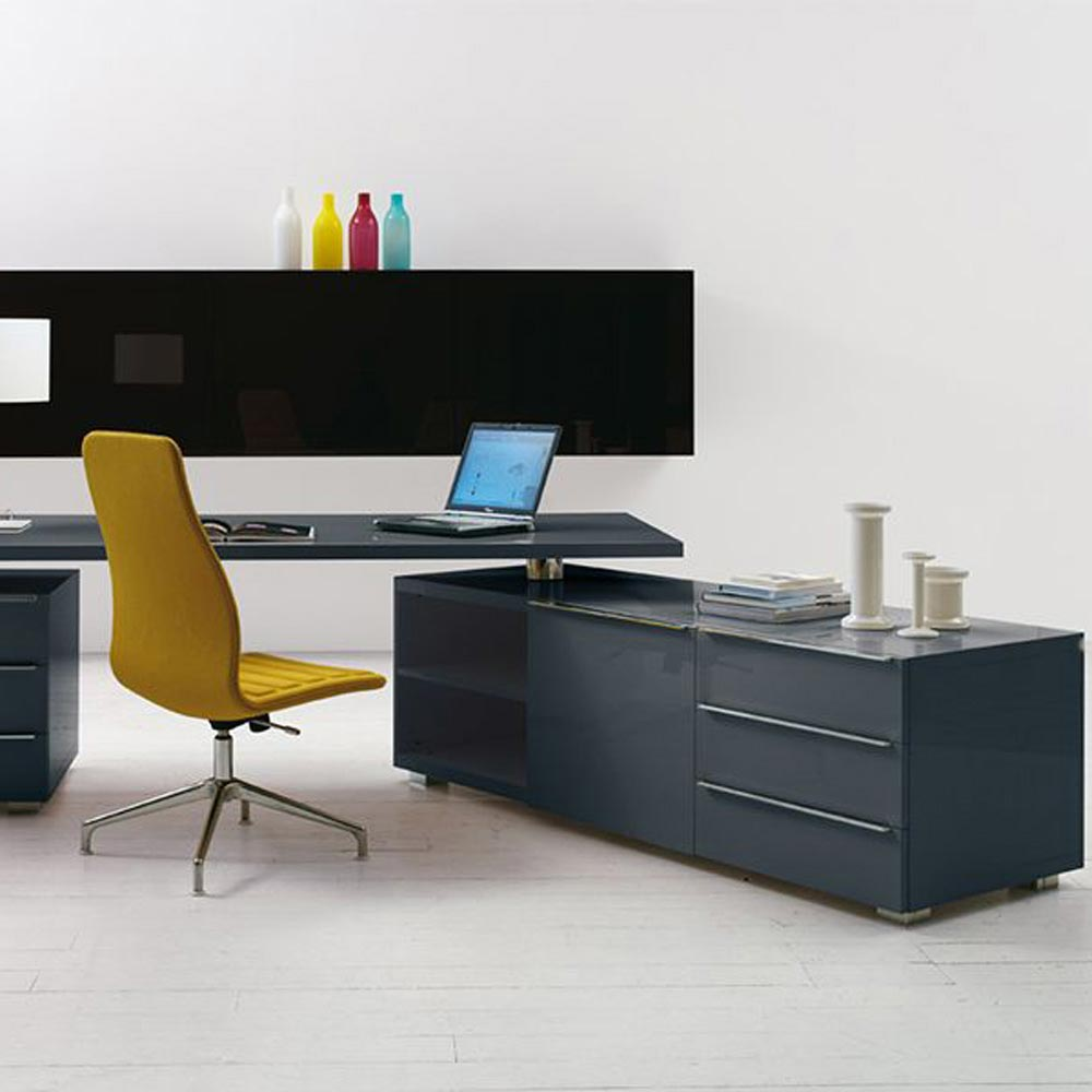Senior Office Desk by Cappellini