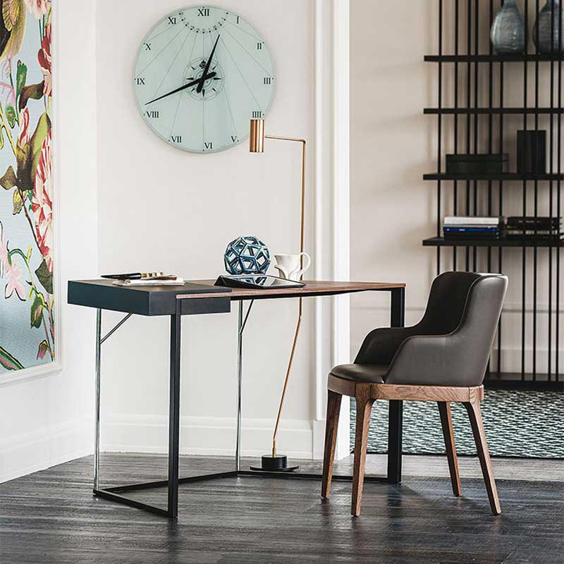 Clarion Writing Desk by Cattelan Italia