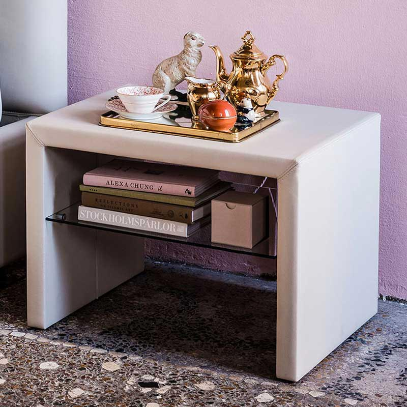Dorian Bedside Table by Cattelan Italia