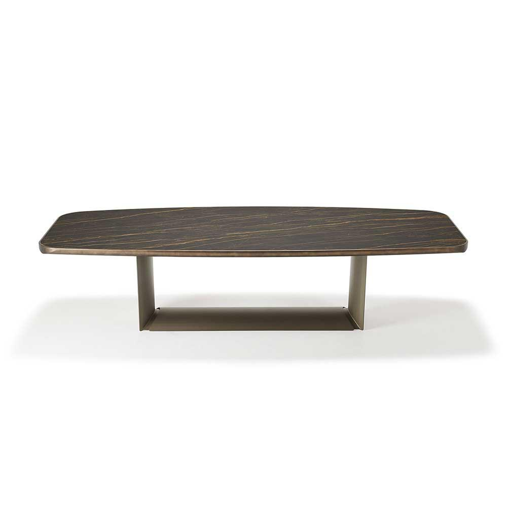 Dragon Keramik Premium Dining Table by Cattelan Italia
