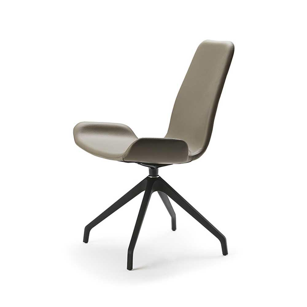 Flamingo Swivel Chair by Cattelan Italia