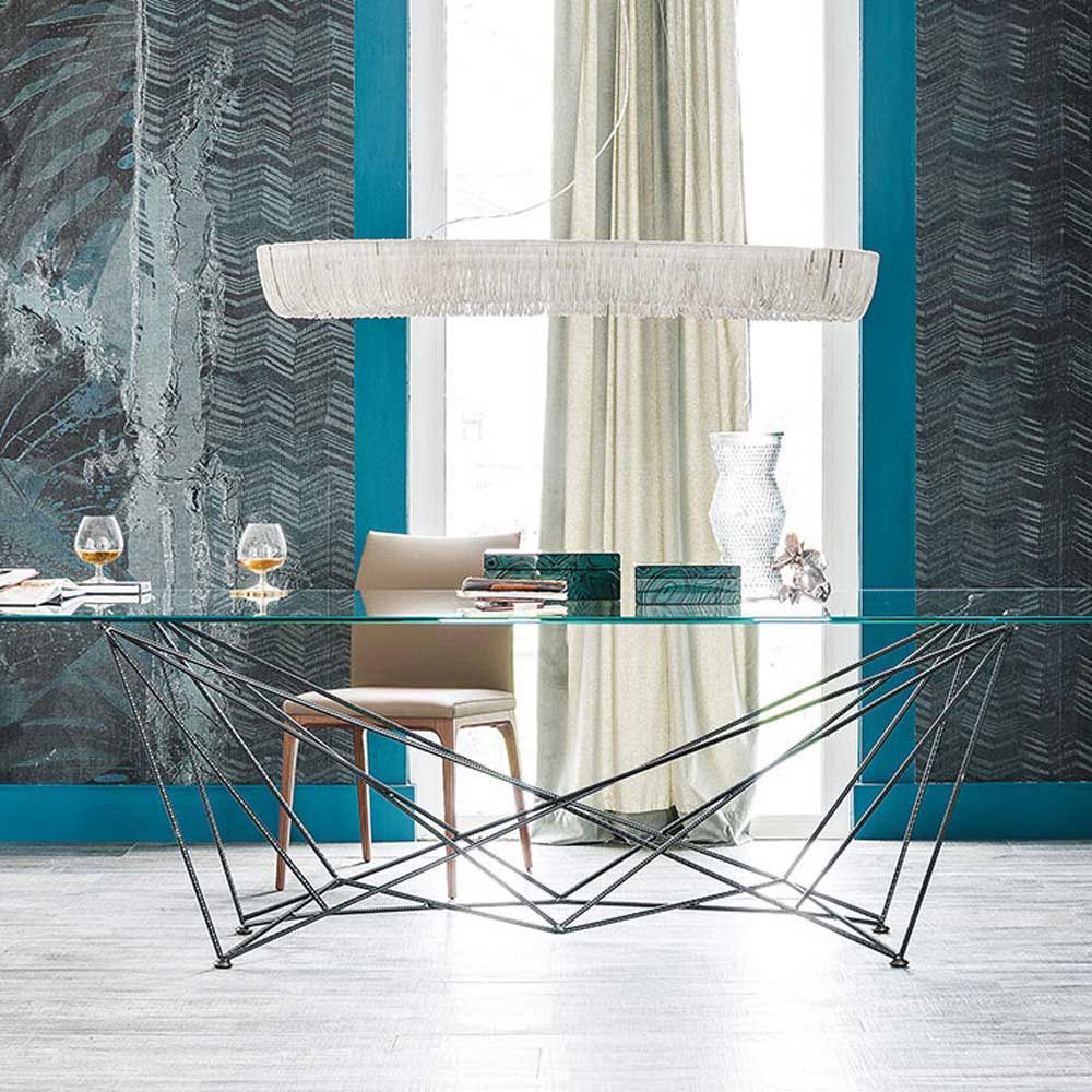 Gordon Fixed Table by Cattelan Italia