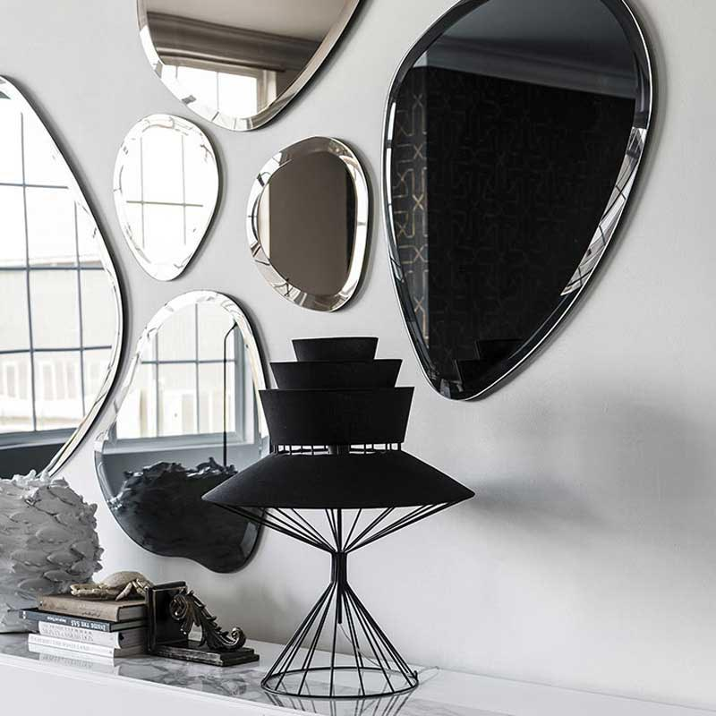 Hawaii Mirror by Cattelan Italia