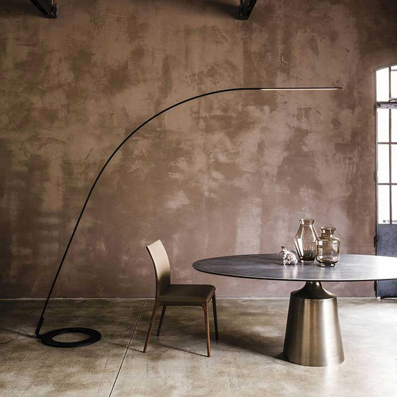 Lampo Floor Lamp by Cattelan Italia