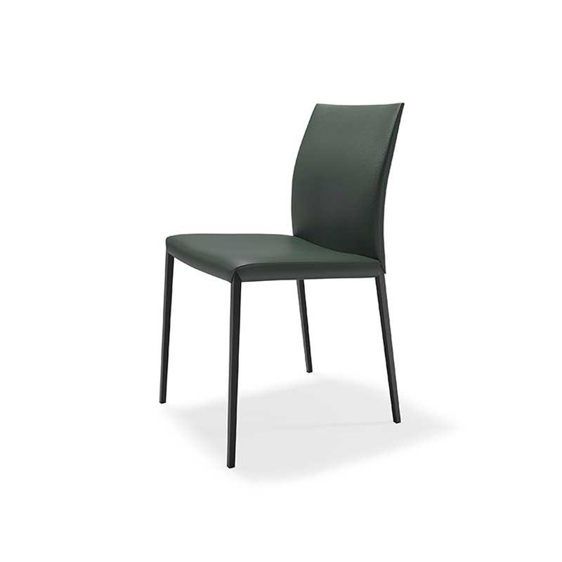 Norma Ml Couture Dining Chair by Cattelan Italia