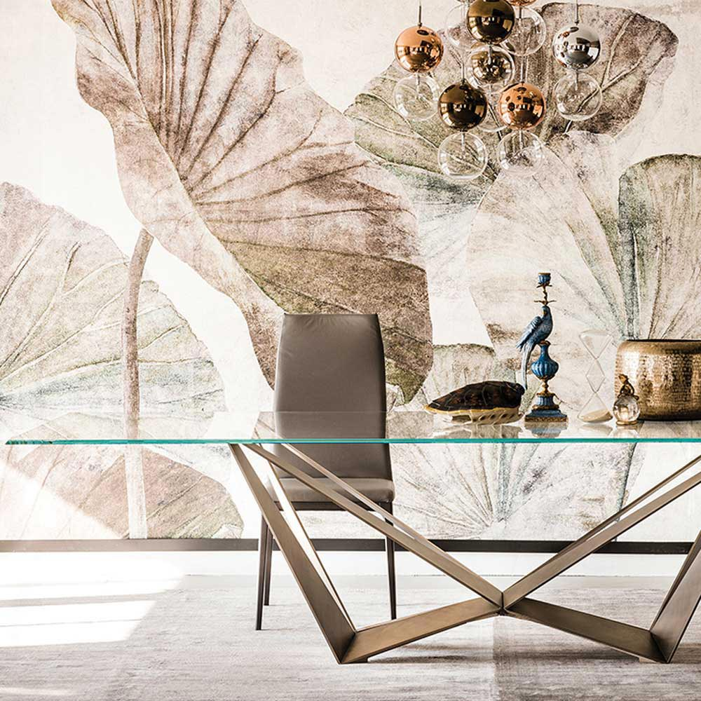 Skorpio Fixed Table by Cattelan Italia