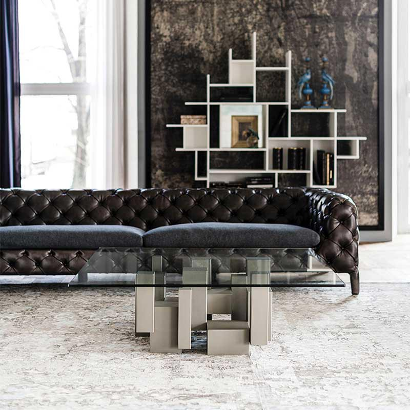 Skyline Coffee Table by Cattelan Italia