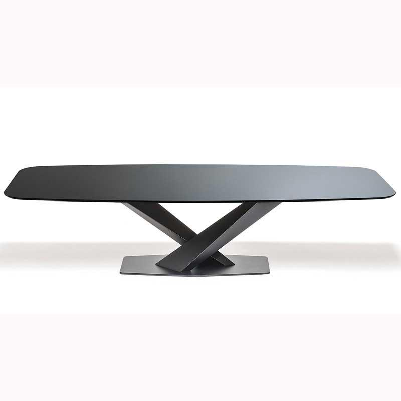 Stratos Fixed Table by Cattelan Italia