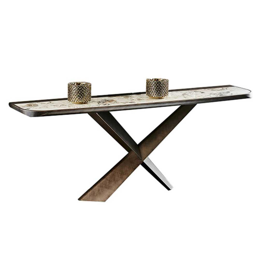Terminal Keramik Premium Console Table by Cattelan Italia