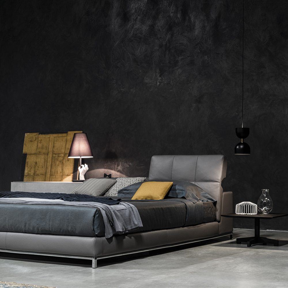 Nick Double Bed by Cierre