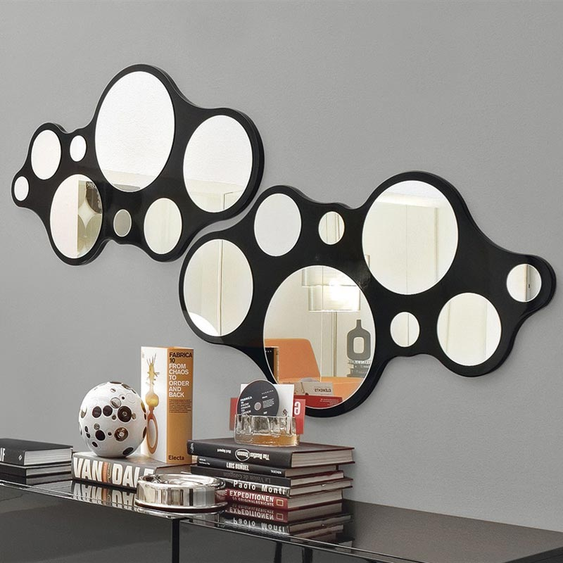 Bubbles Mirror by Connubia Calligaris