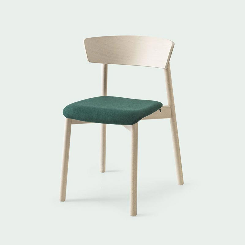 Clelia Cb2120 Dining Chair by Connubia Calligaris