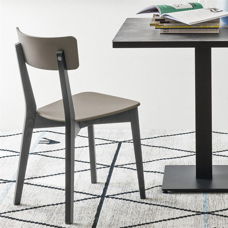 Jelly Dining Chair by Connubia Calligaris