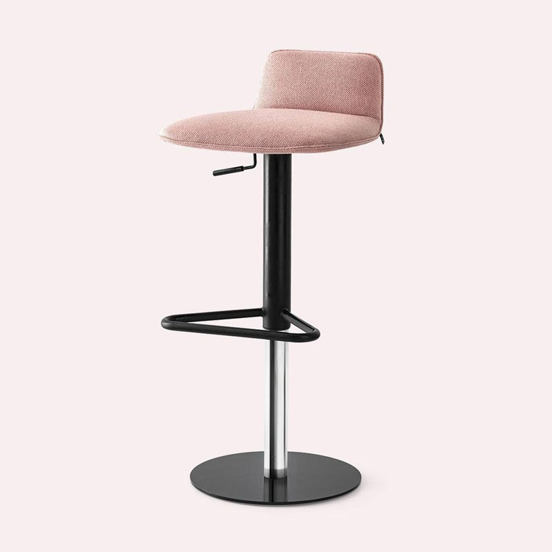 Riley Soft Cb2109-A Bar Stool by Connubia Calligaris