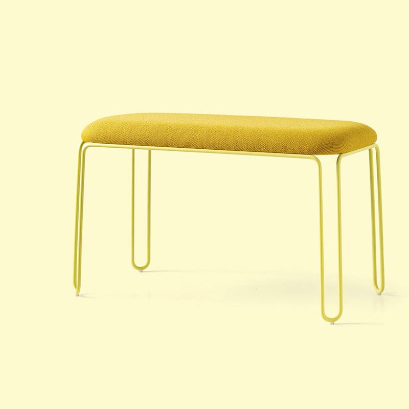 Stulle Cb5208 Bench by Connubia Calligaris
