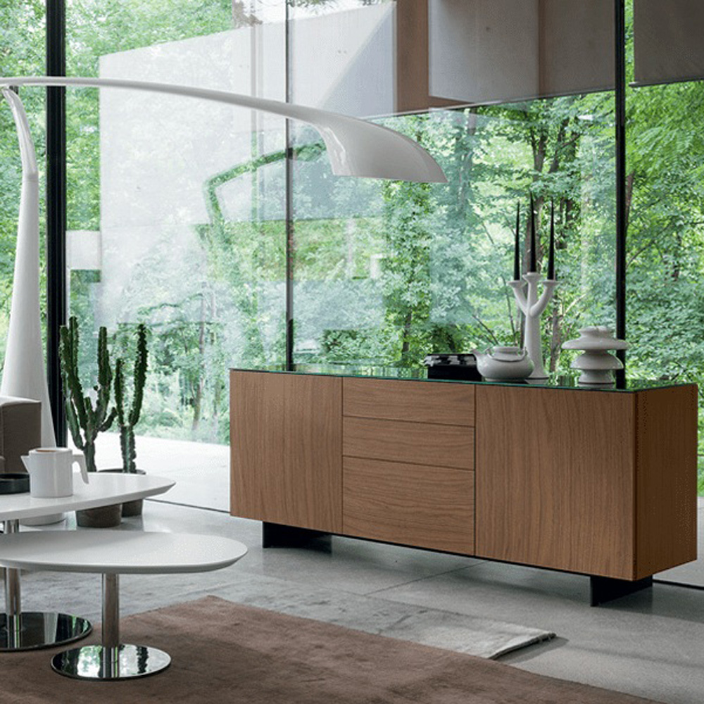 24 Slim Sideboard by Dallagnese