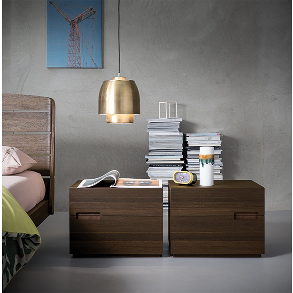 Asola Bedside Table by Dallagnese