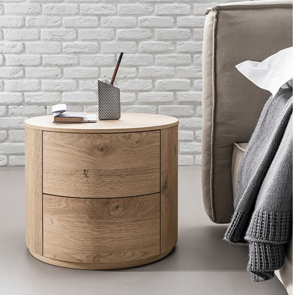 Christal Bedside Table by Dallagnese