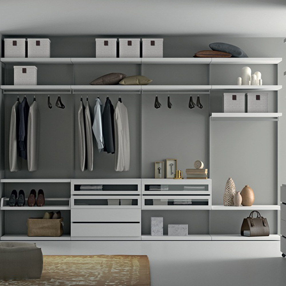 Easy Project Walk In Wardrobe by Dallagnese
