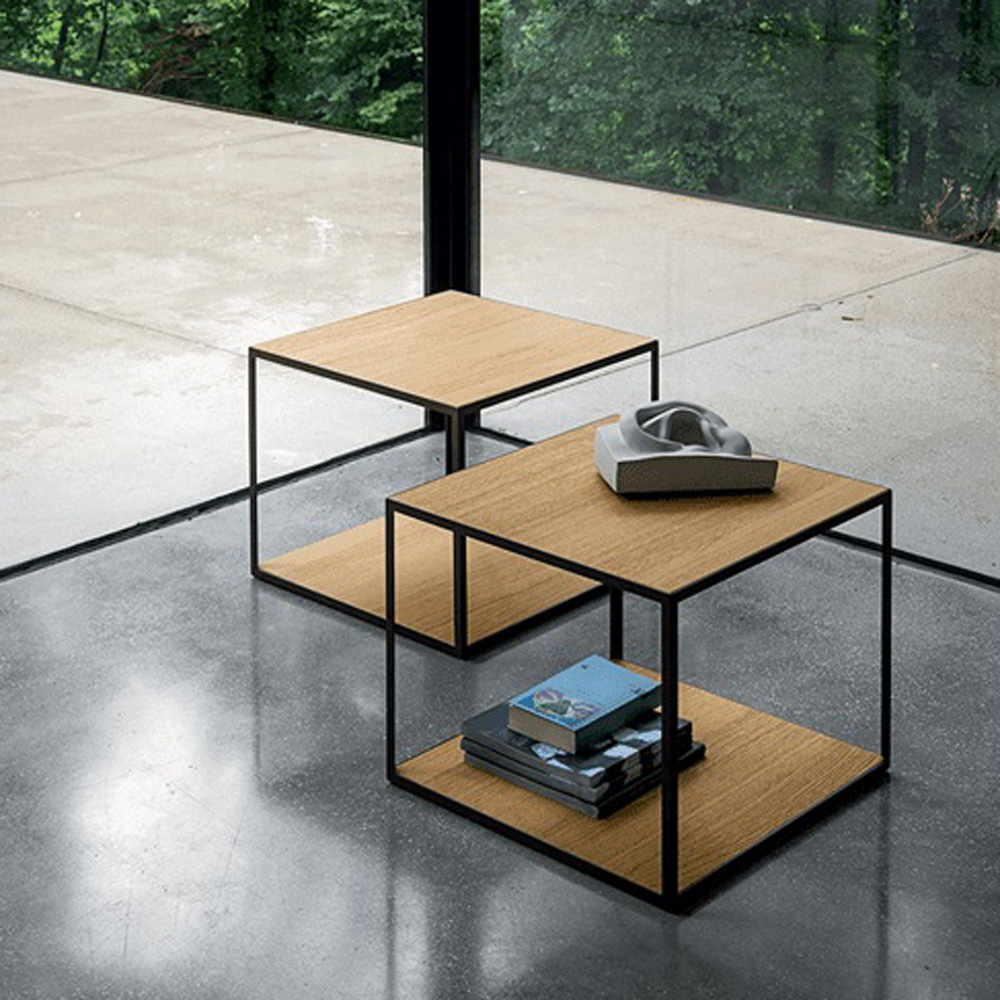Pitagora Side Table by Dallagnese