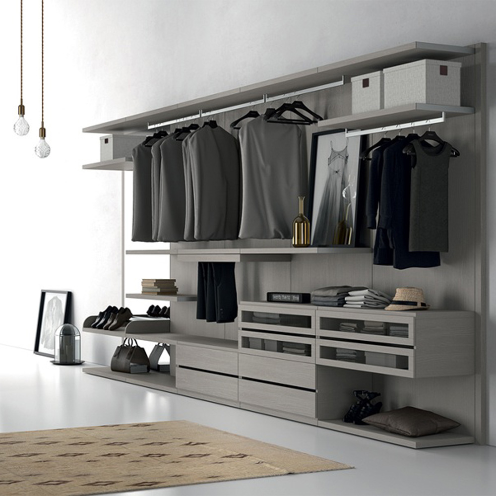 Project Walk In Wardrobe by Dallagnese