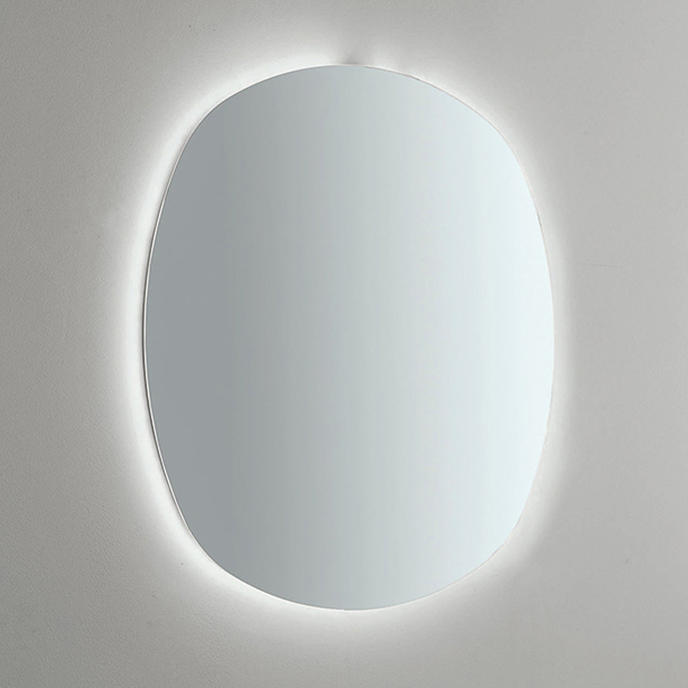 Radius Mirror by Dallagnese