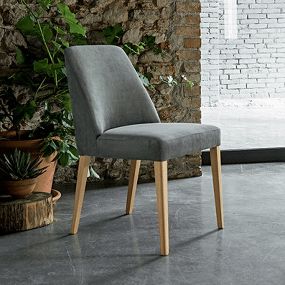 Sara Dining Chair by Dallagnese