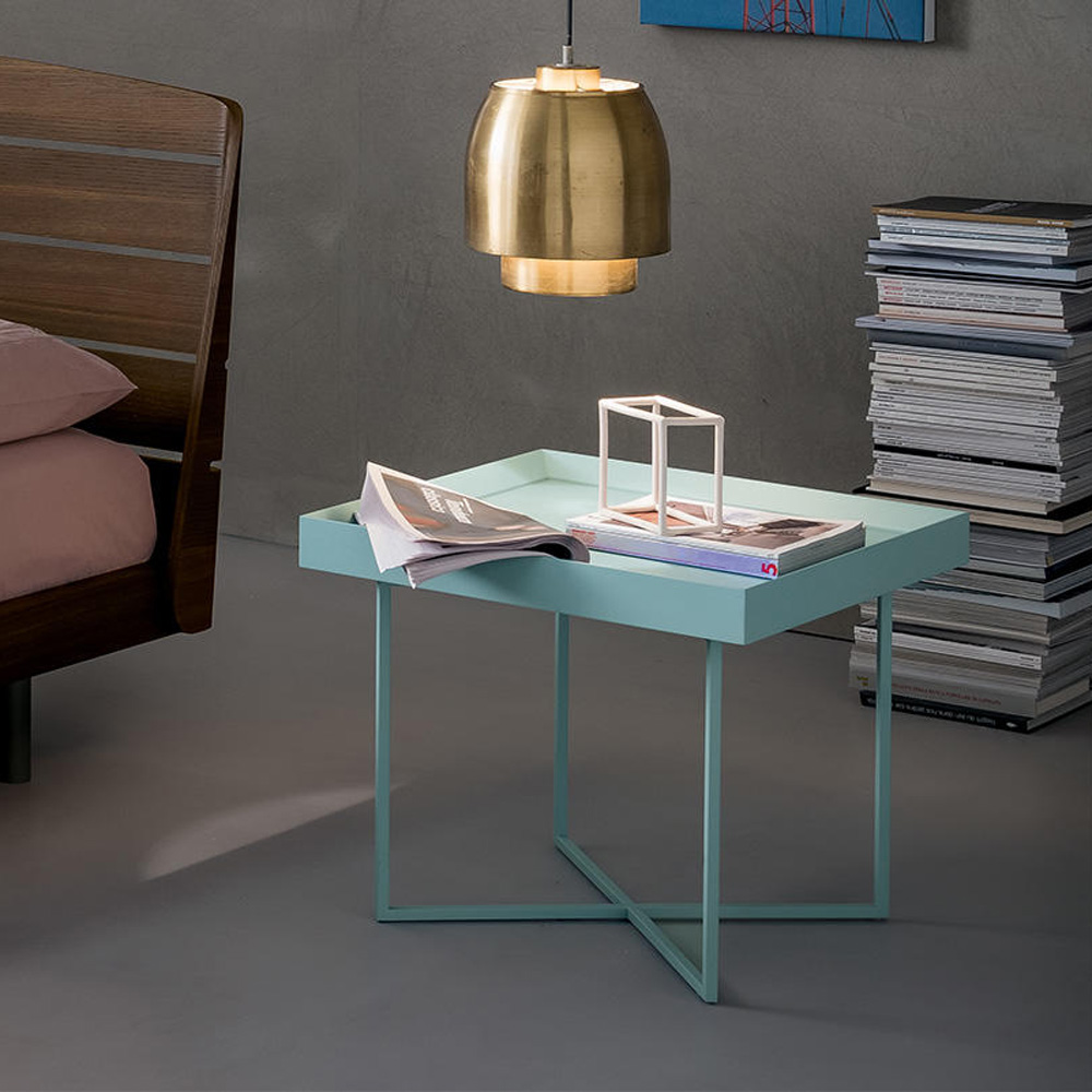 Slash Bedside Table by Dallagnese